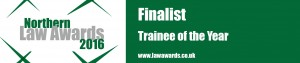 Trainee of the Year Finalist (NLA)