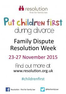 Dispute Resolution Week