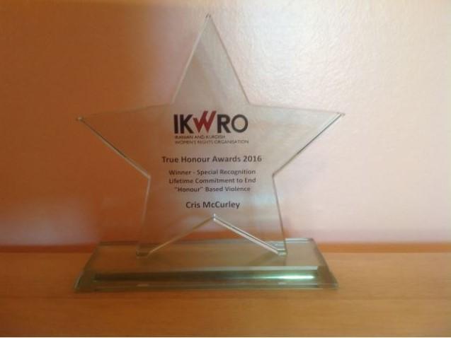 IKWRO Award