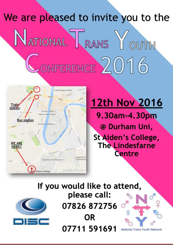 National Trans Youth Conference 2016