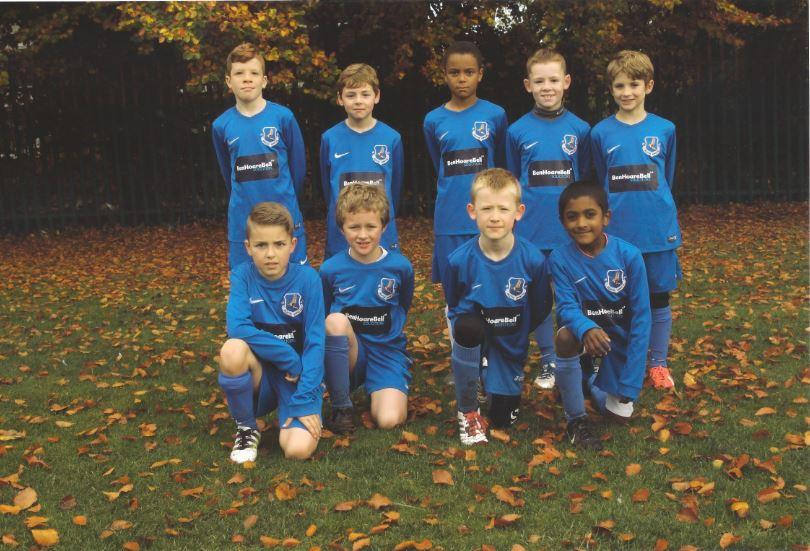 Heaton Hawks Under 11's