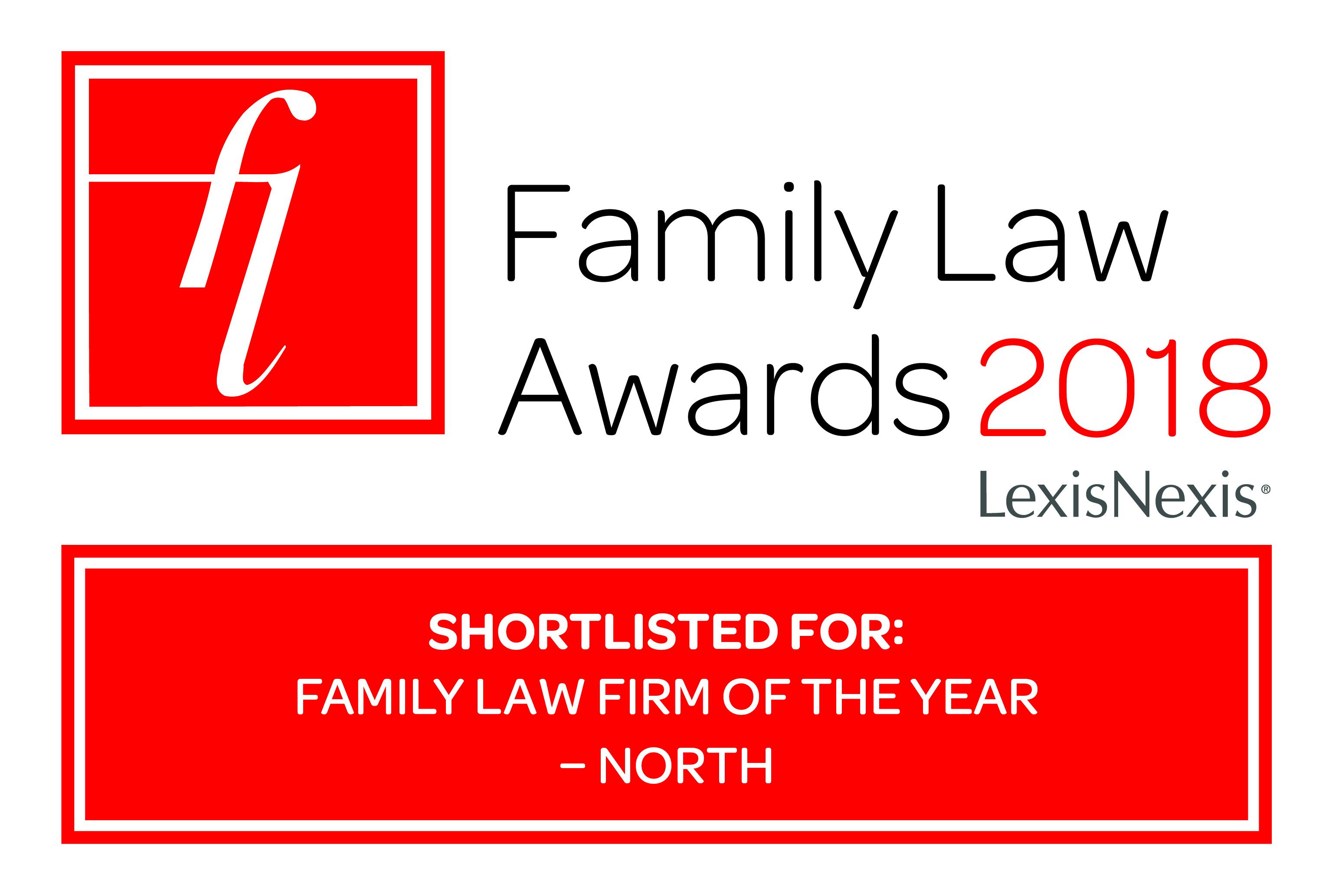 Family Law Award Jordans 2018