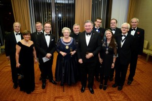 Newcastle Law Society Annual Dinner 2016
