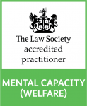 Law Society Mental Capacity (Welfare)